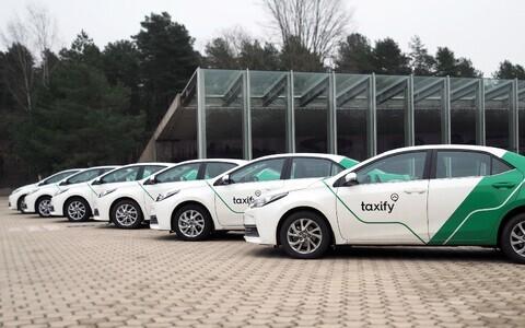 Taxify переименовали в Bolt
