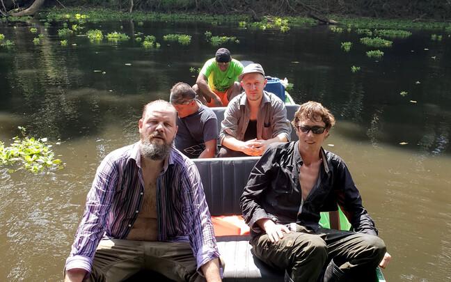 Meelte sagedus Amazonases