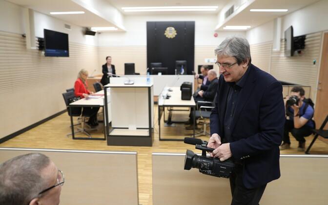 Тоомас Лепп предстал перед судом.