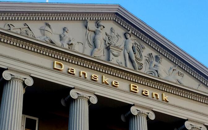 Danske Bank headquarters in Copenhagen.