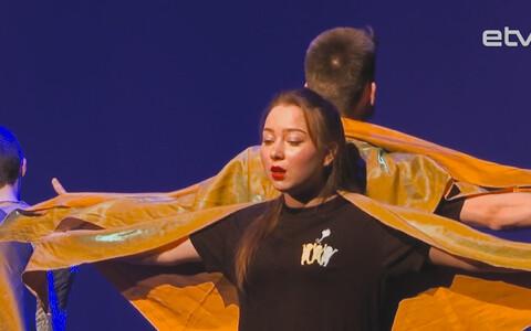 В Йыхви проходит Фестиваль школьных театров.