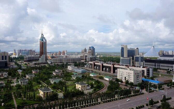 Астана. Иллюстративная фотография
