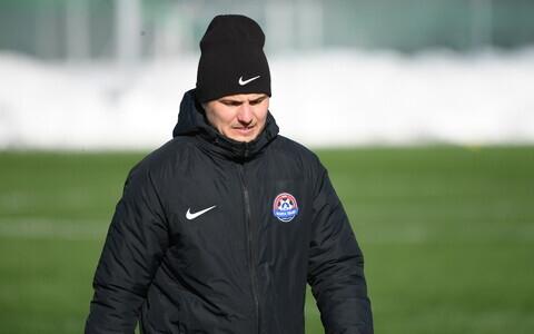 Дмитрий Калашников начинал сезон в