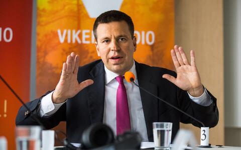 Юри Ратас признался, что из-за идеалогических разногласий формирование коалиции требует усилий.