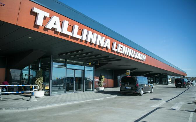 Нигерийцы прилетели в Таллинн из Милана.