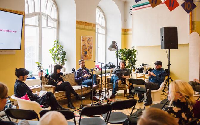 TMW Talks: Muusikanõukogu TMW eri 2018. aasta Tallinn Music Weekil.