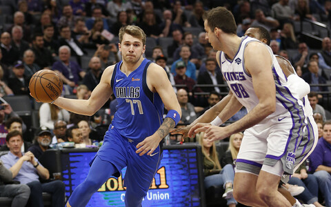 Sacramento Kings - Dallas Mavericks