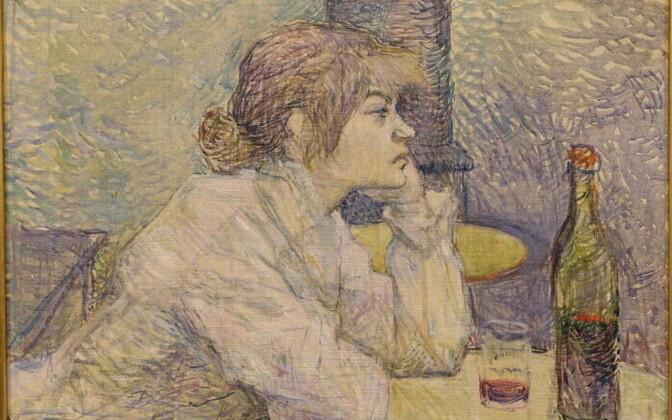 Henri de Toulouse-Lautreci õlimaal