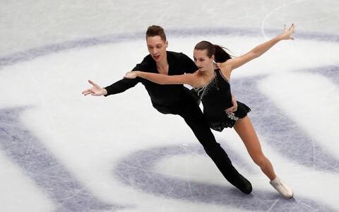 German Frolov ja Katerina Bunina