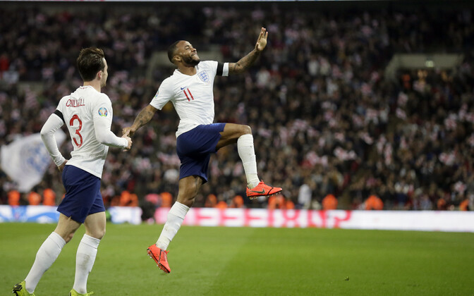 Raheem Sterling (paremal)