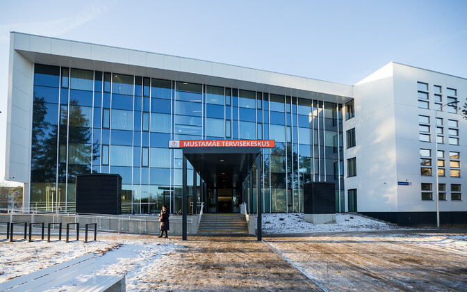 Mustamäe Health Centre opened in January 2018.