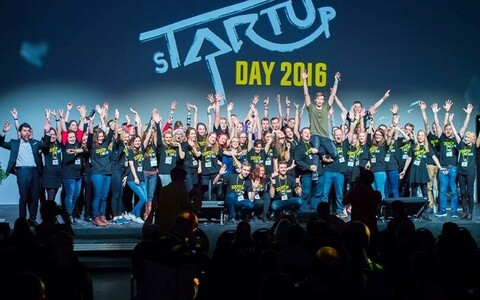 Representatives of the German sister city will be back in Tartu for next year's Startup Day.