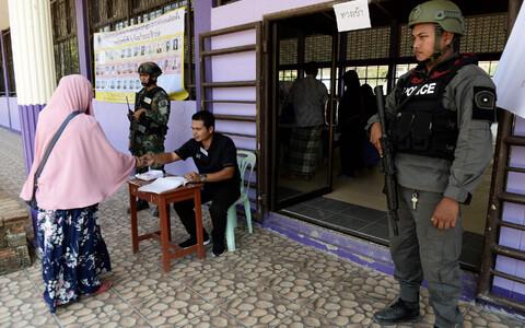 В Таиланде проходят парламентские выборы.