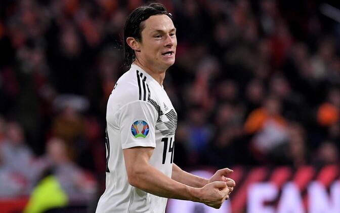 Saksamaale tõi Hollandis võidu Nico Schulzi värav 90. minutil