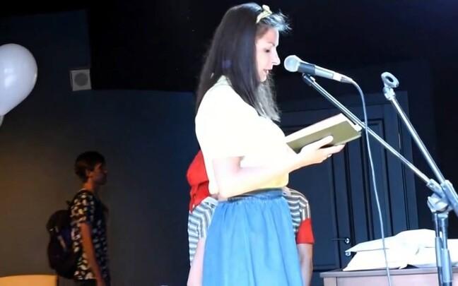 31 марта состоится Чемпионат по чтению вслух на русском языке «Открой рот»!