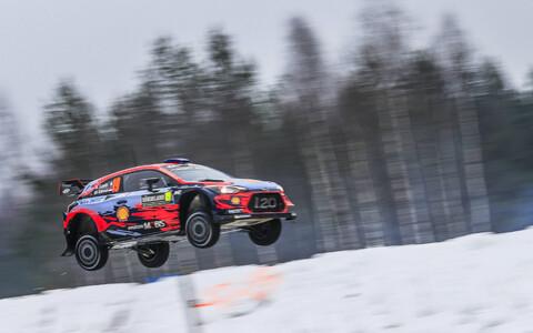 Sebastien Loeb osales viimati veebruaris peetud Rootsi rallil