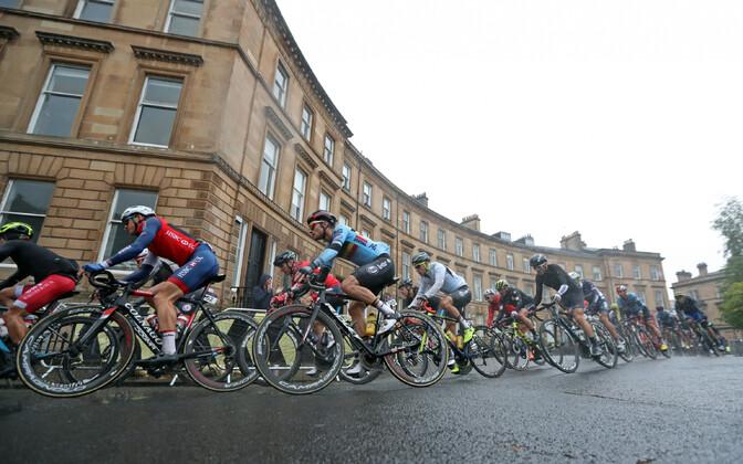 Jalgratta maanteesõidu EM toimus mullu Glasgows.