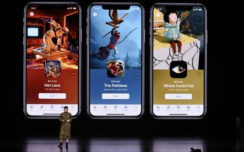 25. märtsil toimunud Apple'i meediasündmus