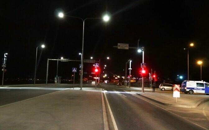 Полиция зафиксировала ДТП в понедельник вечером.