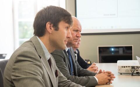 Martin Helme and Mart Helme (EKRE).