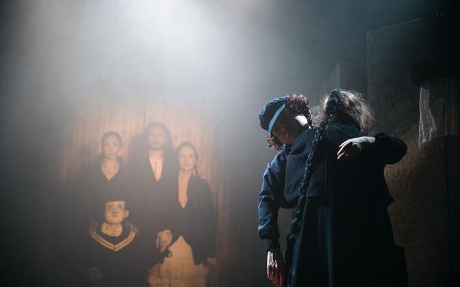В Русском театре премьера - спектакль