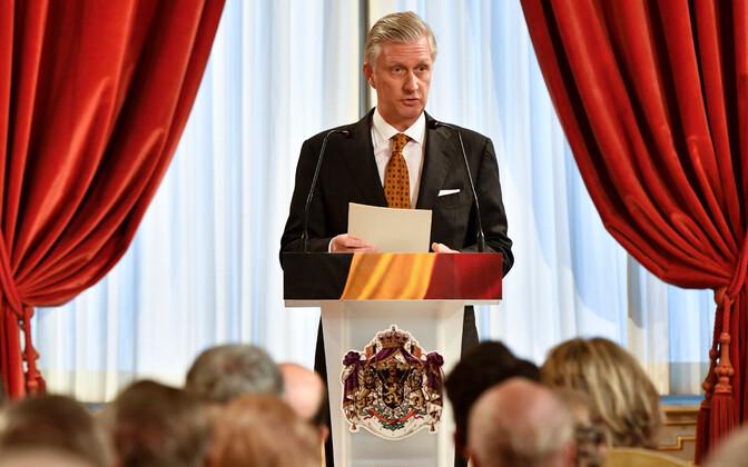 Belgia kuningas Philippe.