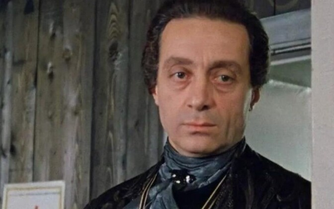 Nodar Mgaloblišvili krahv Gagliostro rollis.