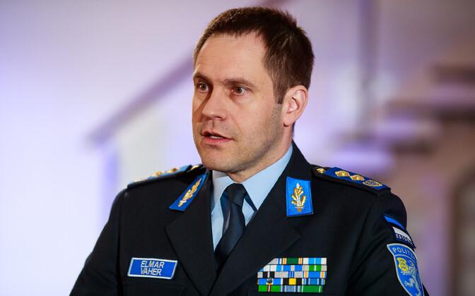 Эльмар Вахер.
