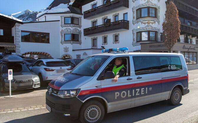 Austria politsei korraldas veebruari lõpus Seefeldis mitmes kohas läbiotsimised.