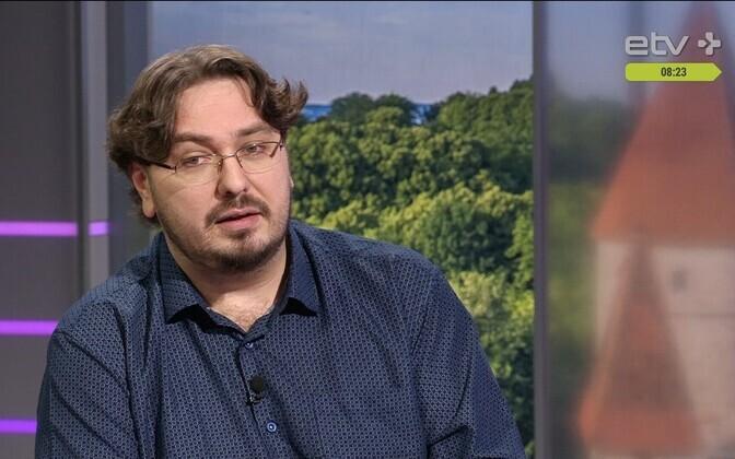 Руководитель проекта TEATRIKUS Александр Кучмезов
