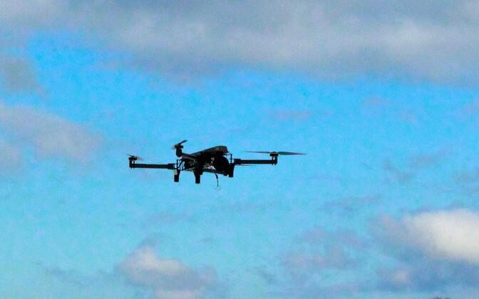 PPA foto uuest droonist