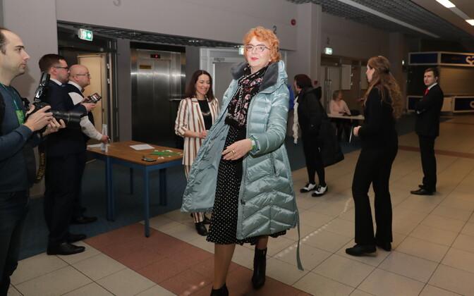 Yana Toom kandideerib taas europarlamenti.