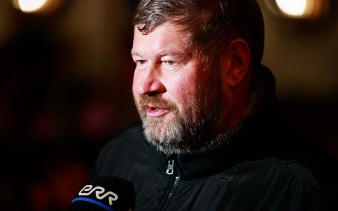 Март Нутть будет наблюдать за выборами президента Украины.