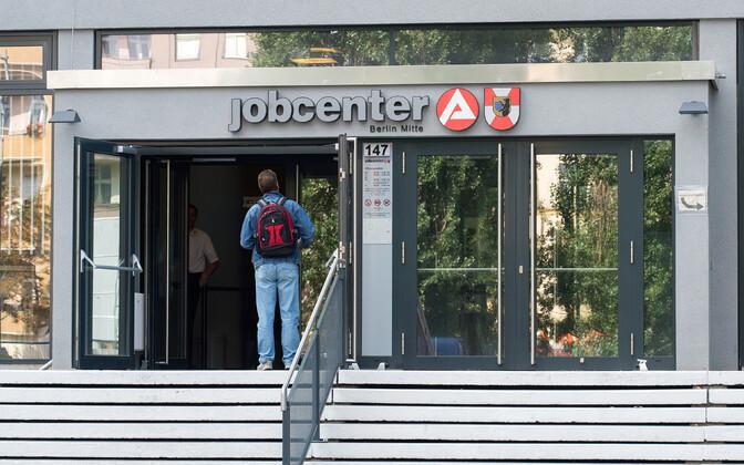 Töökeskus Berliinis.