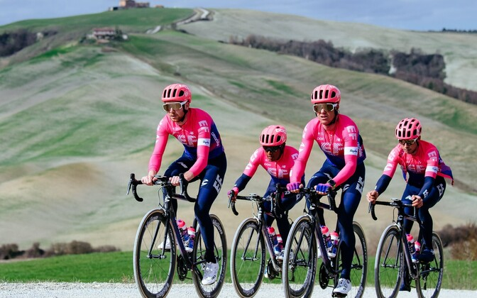 EF Education First rattameeskond