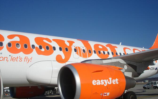 EasyJet закрыла прямые рейсы Таллинн-Милан на июль и август.