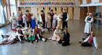 Espoo, Finland-based folk dance troupe Ülelahedad.