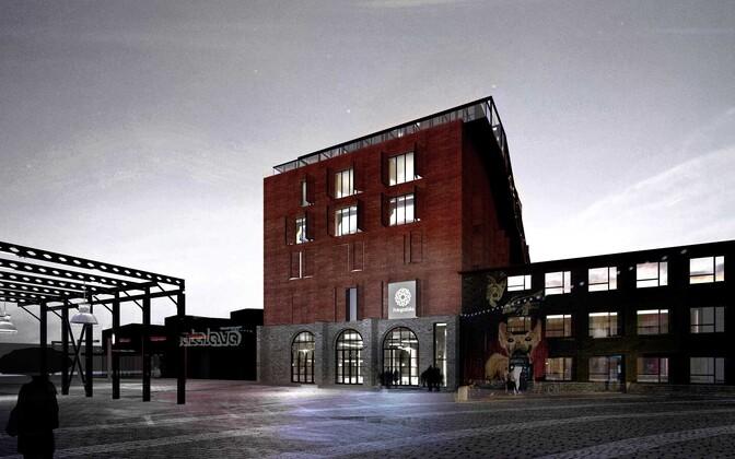 Стокгольмский музей фотографии в Таллинне откроентся в инюне 2019 года.
