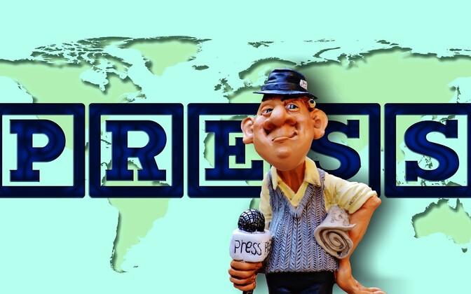 Коммуникационные службы Эстонии не прочь пошутить 1 апреля.
