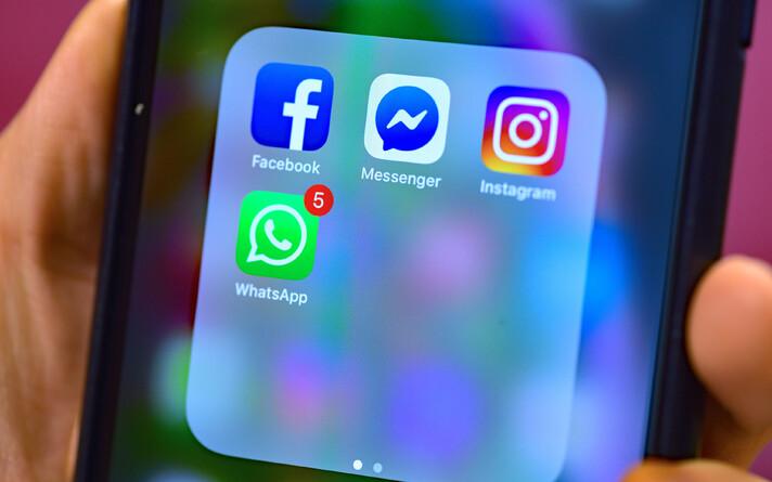 Sotsiaalmeedia ja kiirsõnumirakendused.
