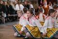 Суп для участников Праздника песни и танца начнут готовить в апреле. Оценить рецепт попросили юных певцов, танцоров, а также организаторов праздника.