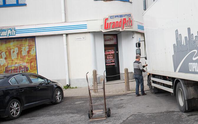 Grand Prix kasiino Rakveres.