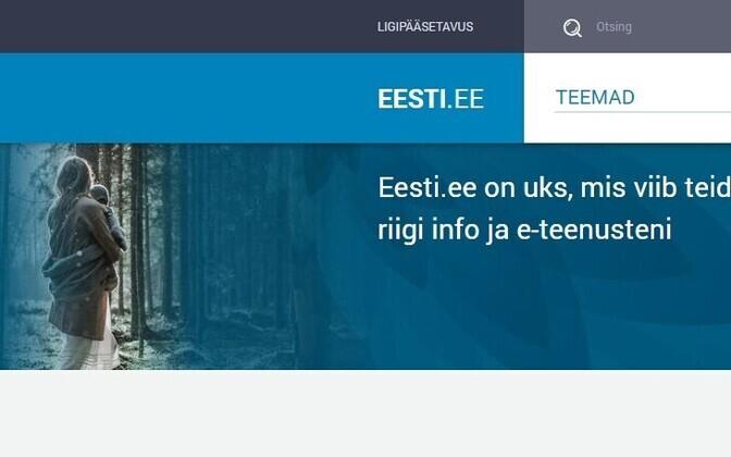 Ehkki eesti.ee lubab ust, mis viib info ja e-teenusteni, meenutab see paljudele kasutajatele pigem riigiportaali avalehel kuvatud ürgmetsa, kuhu on lihtne ära eksida.