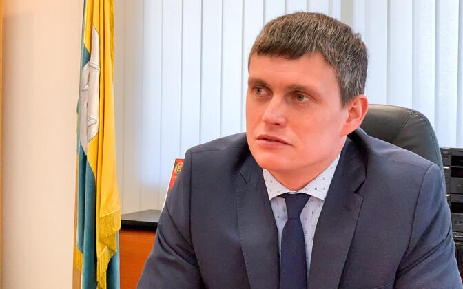 Алексей Евграфов.