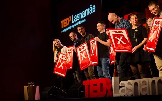 TEDxLasnamäe.