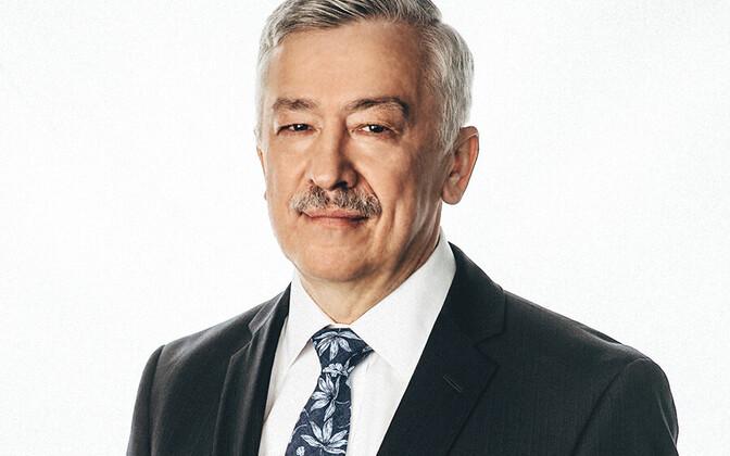 Holm Bank AS-i omanik Arne Veske