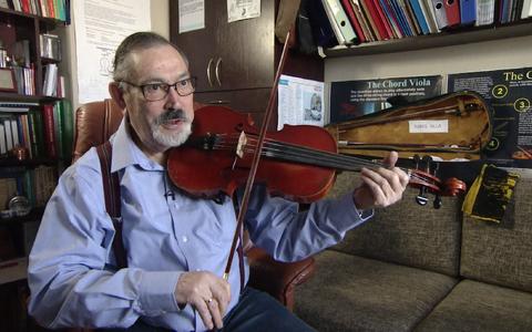 Gabriel Bassov ja tema vioola