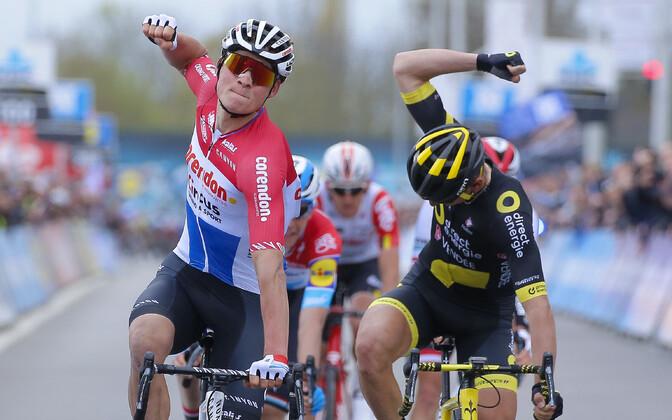 Van der Poel teenis maanteel karjääri suurima võidu