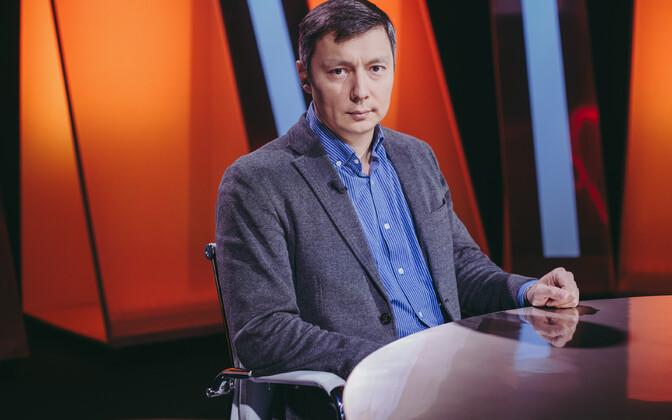 Михаил Кылварт стал кандидатом на пост мэра Таллинна.