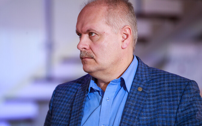 Хенн Пыллуаас стал новым спикером эстонского парламента.